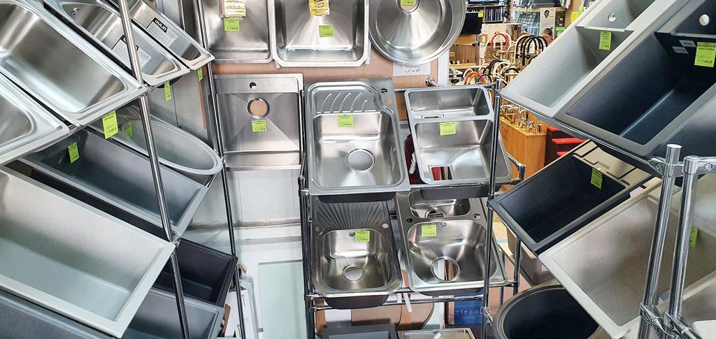 Магазин кухонных моек в Сочи